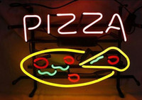 "17"" x14"" PIZZA FOOD Shop Restaurant HANDCRAFT REAL ..."