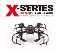 High Quality MJX X902 Helicopter RC Drone 2. 4G 4CH 6Axis Qua...
