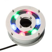 Underwater Fountain Light LED 6W 9W 12W 15W 18W IP68 LED lig...
