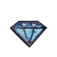 10PCS Diamond Sequined Patches for Clothing Iron on Transfer...