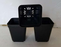 New Nursery Pots Seedling- raising Pan Feeding Block Nutritio...