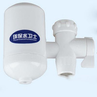 Tap water purifier Tap water electric wave filter Environmen...