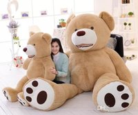 "Big Giant Teddy Bears Plush Toys 78""  53"" 39. 5&quo..."