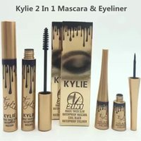 Kylie 2 in 1 Mascara & Eyeliner Charming eyes Magic Thick Sl...