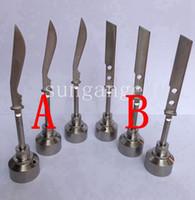 Titanyum karbonhidrat kapağı üstte kılıç 14 mm 18 mm 2 1 titanyum çivi ile 1 açılı delik için uygun