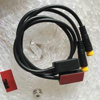 Hydraulikbremssensor für Bafang Mitte Motor elektrischen Fahrradbremssensor Rundmagnet