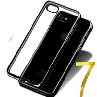 Luxury Ultra Thin Cell Phone Back Case For Iphone 7 7plus TP...