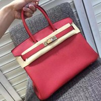 Designer women handbags All Cow Leather Bags Durable Top End...
