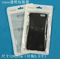 sacchetto di plastica dell'imballaggio 12 * 21 cm bianco a chiusura zip Accessori per cellulari caso auricolare shopping bag imballaggio di OPP PP PVC Poly