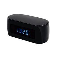 HD H.264 1080P Cámara de reloj WiFi P2P Visión nocturna VISTA DE SEGURIDAD DE SEGURIDAD DE LA CAM 140 GRADO 2710 LENTE