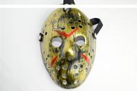 6 цвет золото белый черный зеленый желтый серебро Фредди против Джейсон оригинальный саундтрек Джейсон Лайди войны анфас ужасная маска