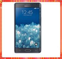 Оригинальный Samsung Galaxy Note 4 Edge N915A N915T N915P N915V N915F разблокированный сотовый телефон 3 ГБ/32 ГБ 5,6-дюймовый сенсорный 16-мегапиксельный восстановленный телефон