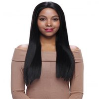 Full Lace Wigs Beautiful color black Full Lace Human Hair Wi...