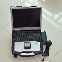CF30 Toughbook 및 자동 복구 HDD 1TB Toughbook CF30 노트북 터치 스크린에 설치된 AllData 10.53 소프트웨어