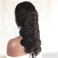 Bythair natural hairline brazilian glueless full lace wigs b...