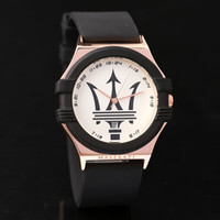 Casual Quartz Watch Menes Women Top Brand maserati Stainless...