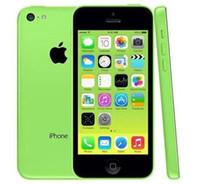 Оригинальный iPhone 5C Dual Core IOS8 8 ГБ / 16 ГБ / 32 ГБ 4.0 дюйма IPS Восстановленное разблокированные телефоны