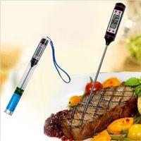 Цифровой пищевой термометр ручка в стиле кухня барбекю рестораны температуры бытовые термометры приготовления термометра b809