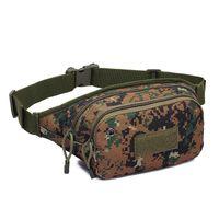 في الهواء الطلق الحافظة التكتيكية العسكرية رخوة الورك الخصر حزام حقيبة المحفظة الحقيبة المحفظة حالة الهاتف مع سحاب ل iPhone6 7 جيد