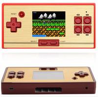 Горячая RS-20 FC Карманная игра детский портативный игровой плеер 2,6-дюймовый цветной экран игровой консоли, совместимый со стандартным трансформатором бесплатно DHL