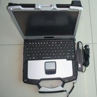 ALLDATA V10.53 HDD 1TB Tool Auto Repair Software с ноутбуком автомобиль и грузовик Диагностический компьютер CF30 Win7 4G RAM