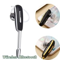 Wireless Bluetooth Headset HM1100 Luxury Leather Driving Car...