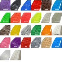 10 Metri PLA Filament Printing Thread Threads Plastic Wire 1.75mm Printer Consumables 26 Colori per scegliere la penna 3D