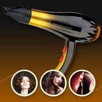 Attrezzatura per salone di capelli multifunzione 2200W Asciugatrice a basso rumore Asciugatrice a soffiaggio a basso contenuto di aria calda e fredda