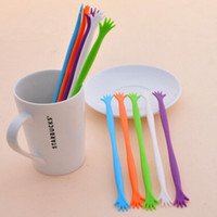 Cute Spoon tableware Stir Bar Stick Mixing restaurant bar Ki...