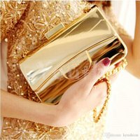 Designer Tyrant Gold- plated Acrylic Handbags Famous Evening ...