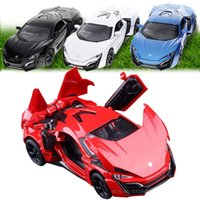 132 kids toys fast furious 7 lykan hypersport mini metal toy cars model pull back car miniatures gifts for boys children