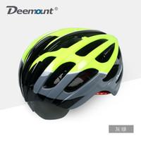 Montagne adulte route vélo Multicolor EPS helmet protection de la tête des femmes hommes confortable Respirant bonne qualité Casque d'équitation vélo