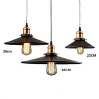 Loft RH Industrial Warehouse Pendant Lights American Country...