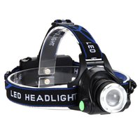 HP79 CREE XM- L T6 LED Headlamps 2000Lumens Rechargeable Zoom...