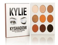 Kylie kyshadow eyeshadow power 9 Colors Professional Eye Sha...