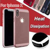 Ultra thin Heat dissipation Hollow Breathable Phone Case Sli...