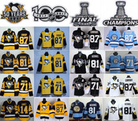 2017 Stanley Cup Final Pittsburgh Penguins 87 Sidney Crosby ...