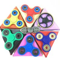 6 color leather fidget spinner Case Fidget Spinner Pouch Han...