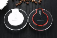 Wireless Charger Charging Pad K9 crystal Hot Sale Luxury Qi ...