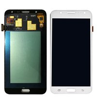 HD OLED AMOLED-Bildschirm für Samsung Galaxy J7 2015 J700 J700F J7000 LCD-Display + Touchscreen Digitizer Assembly Tools