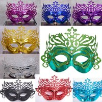 Bling bling Halloween Girl women mask Venice Venetian eye ma...