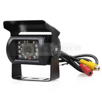 Waterproof 120 Degree Color HD Rear View Camera Reverse Back...