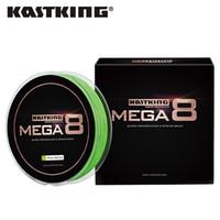 Kastking Mega 8Super fuerte 274M 8Strands Tejidos Pe línea trenzada cuerda multifilamento de 20 libras 25 libras 30 libras 40 libras 50 libras 65lb 80lb