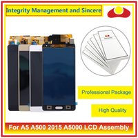 For Samsung Galaxy A5 A500 2015 A5000 Full Lcd Display With ...