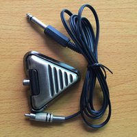 Wholesale- One  Tattoo Foot Switch Pedal For Power Machine Se...
