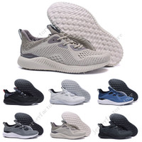 Wholesale Cheap Hot Sale Alphabounce EM Boost 330 Running Sh...