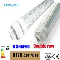 T8 LED Tube Light R17d 8ft 6FT 5FT 4FT 1. 2M- 2. 4m LED V Shape...