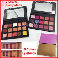 Denona Eyeshadow Palette 15 color eyeshadow makeup sunset pa...