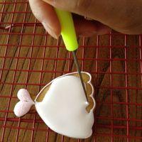 Gros-1 pcs Biscuit aiguille gâteau Testeur Outils De Cuisson En Acier Inoxydable Biscuit sucre glace aiguille Cuisson Pâtisserie Outils
