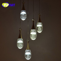FUMAT 2017 jellyfish Pendant Light Modern acrylic for living...